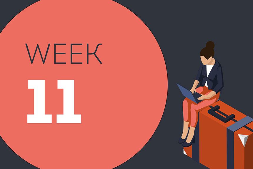 Week ending Friday 19 June 2020
