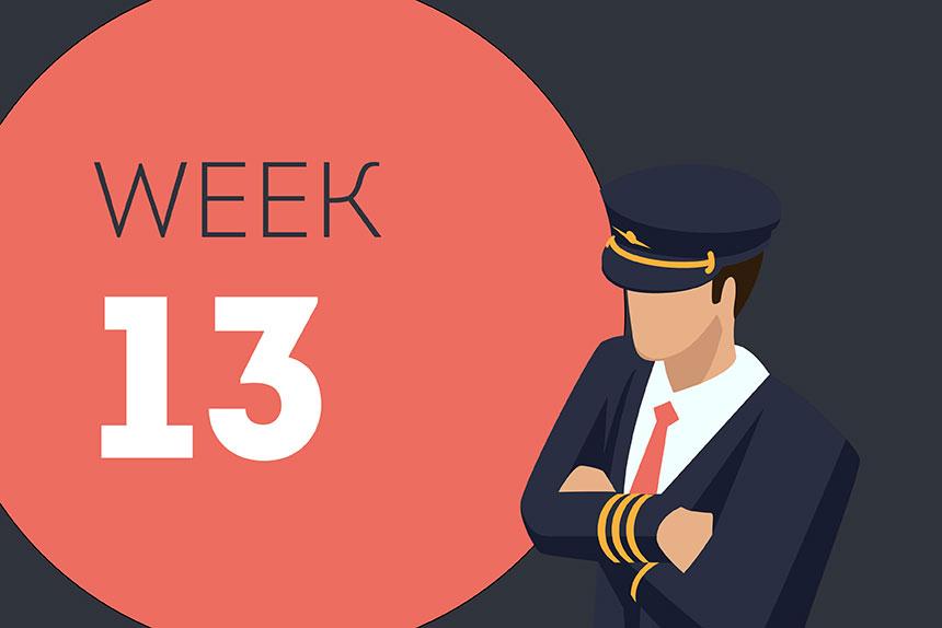 Week ending Friday 3 July 2020