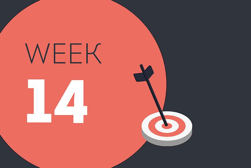 Week ending Friday 10 July 2020