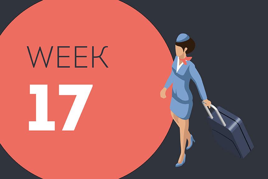 Week ending Friday 31 July 2020