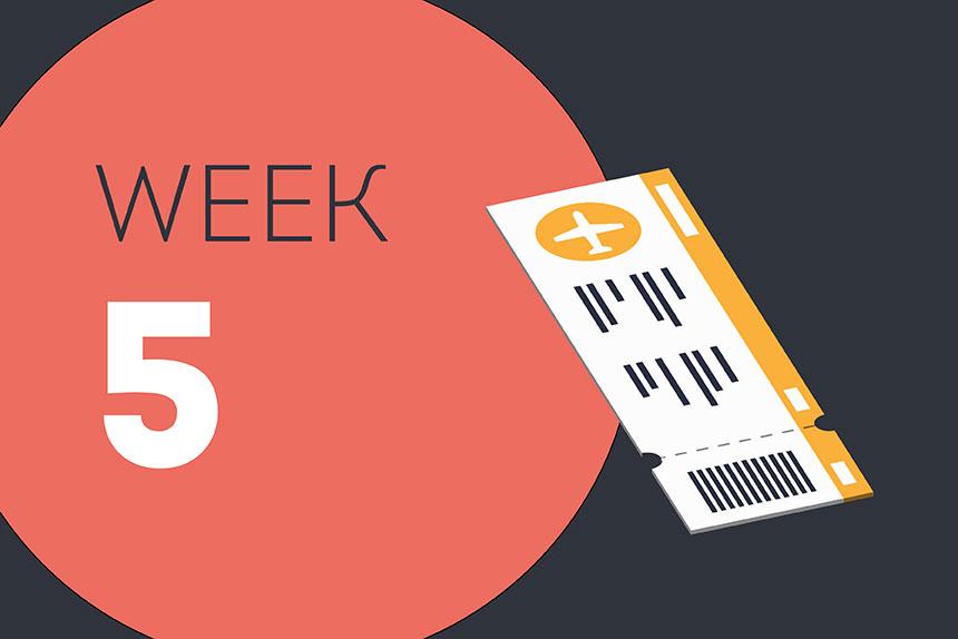 Week ending Friday 8 May 2020