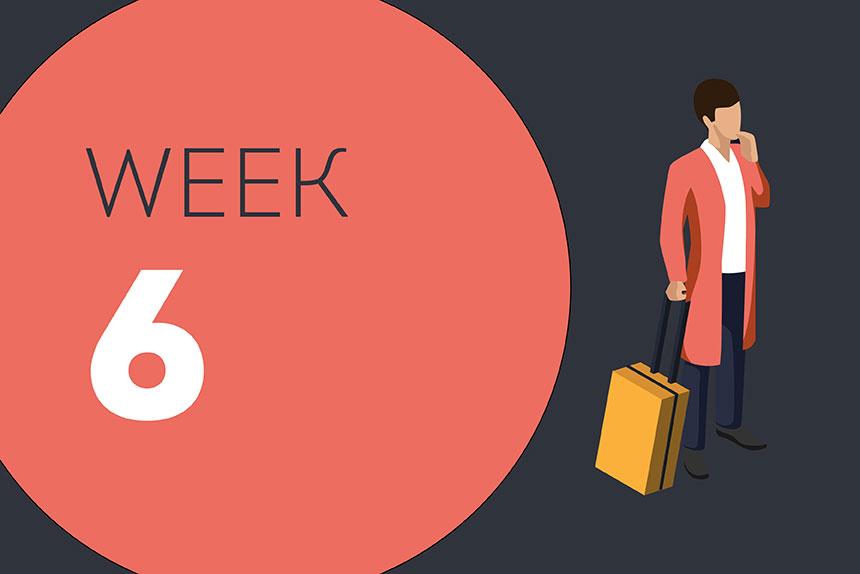Week ending Friday 15 May 2020