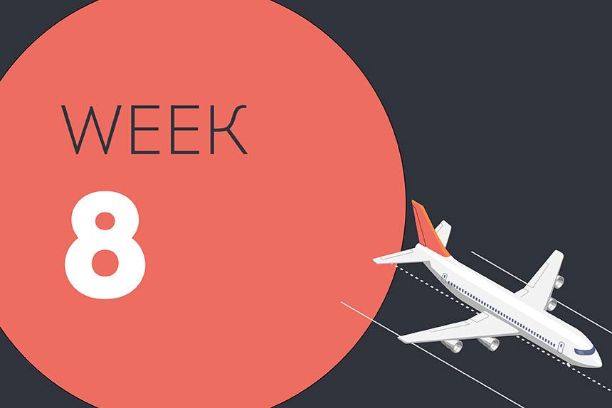 Week ending Friday 29 May 2020