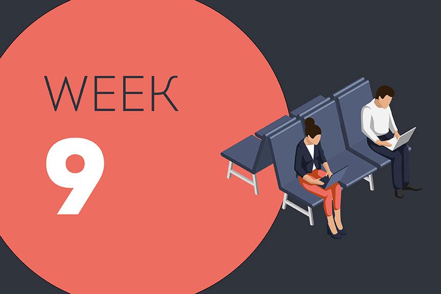 Week ending Friday 5 June 2020