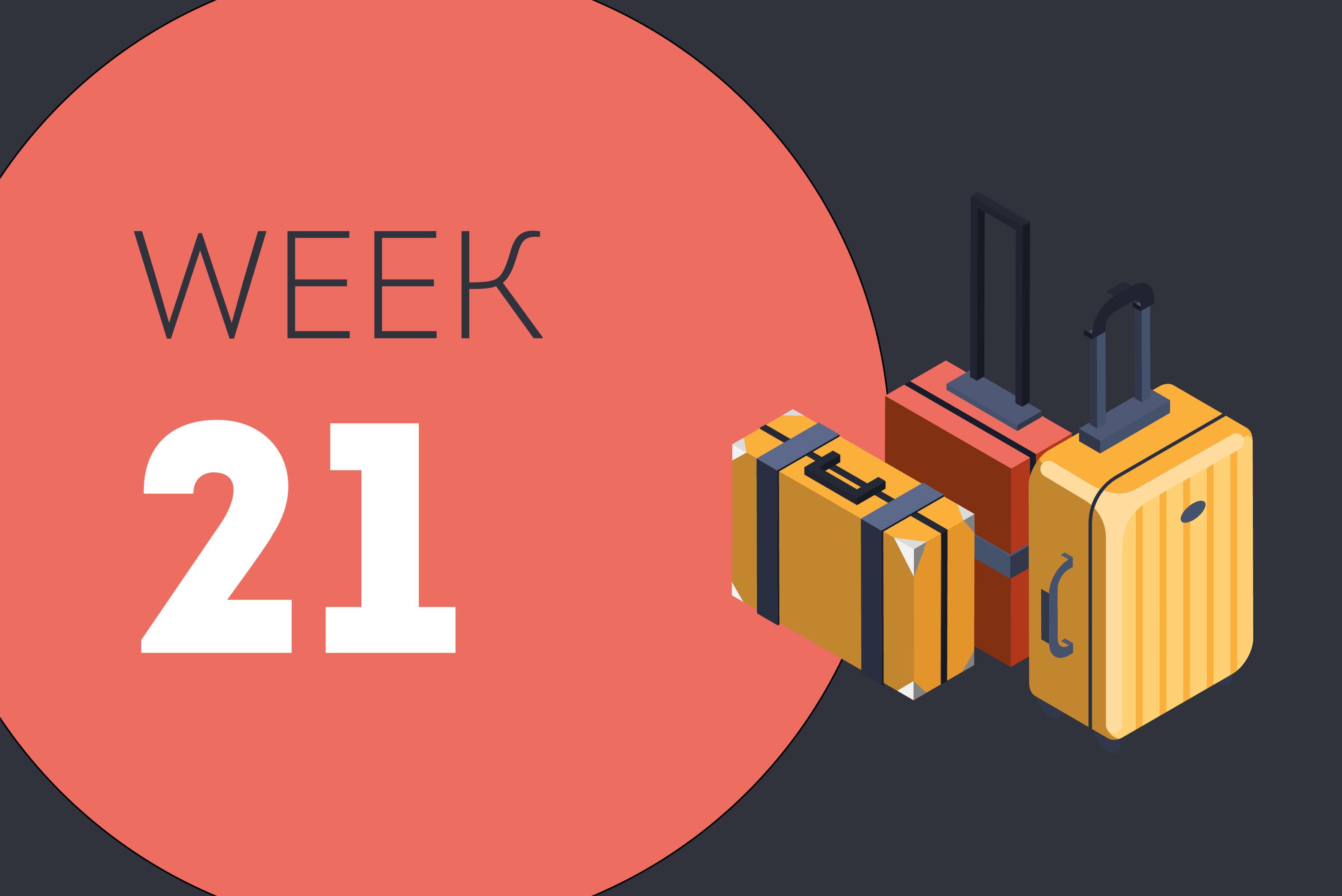 Week ending Friday 28 August 2020