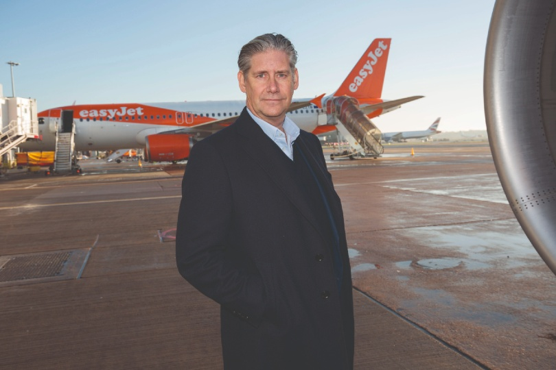 "EasyJet's Johan Lundgren says ""pent-up demand"" will increase as restrictions stay in place"