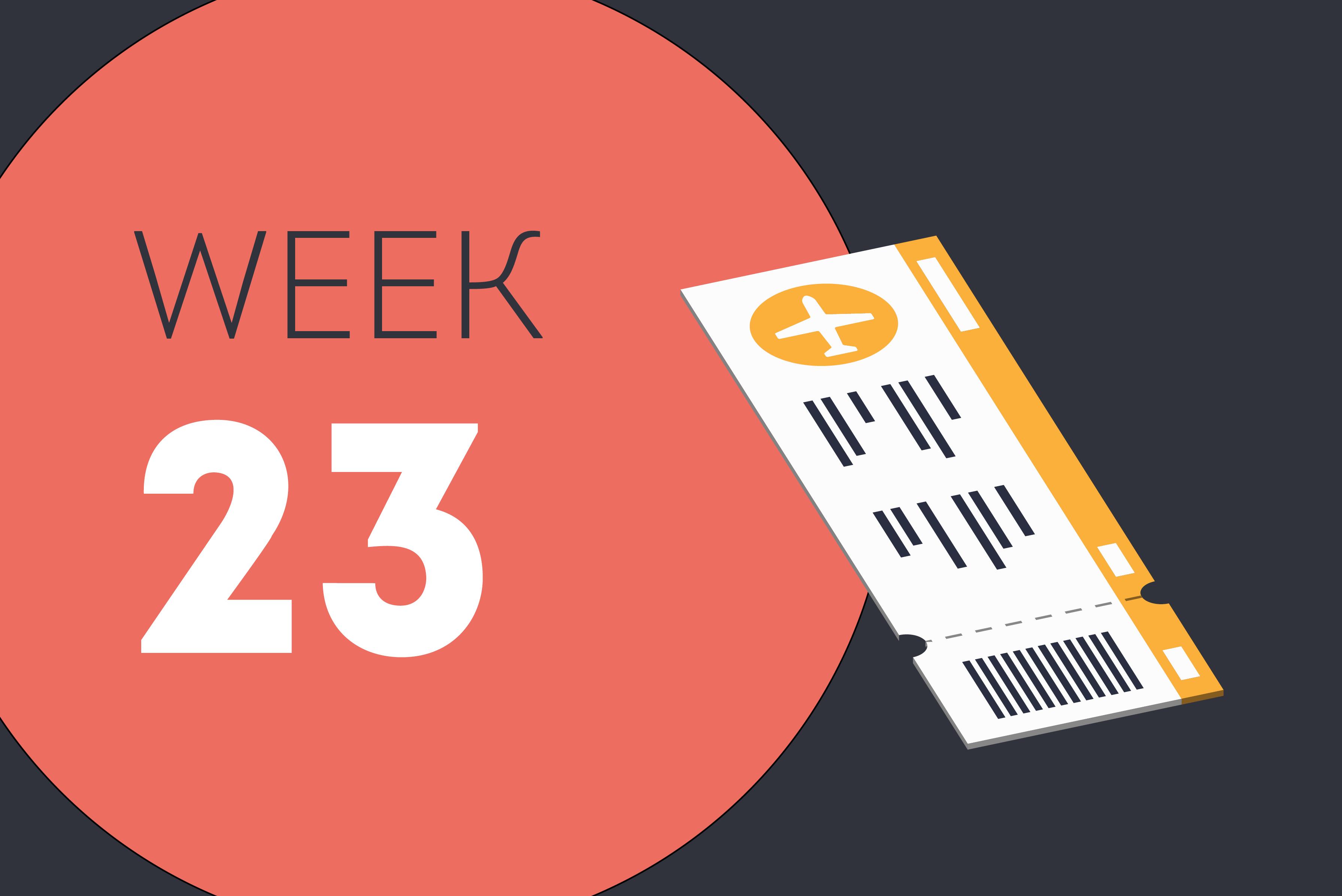 Week ending Friday 11 September 2020