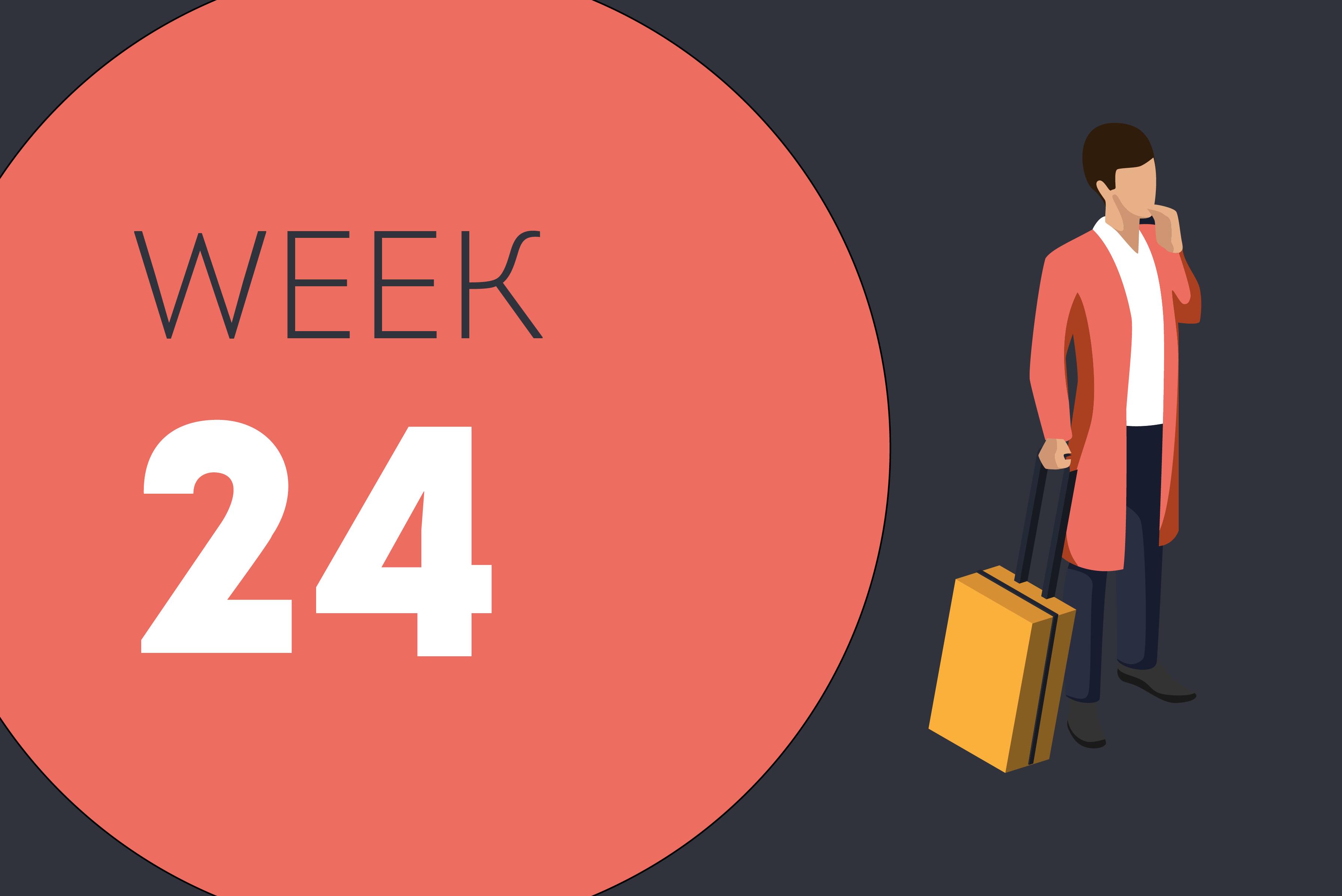 Week ending Friday 18 September 2020