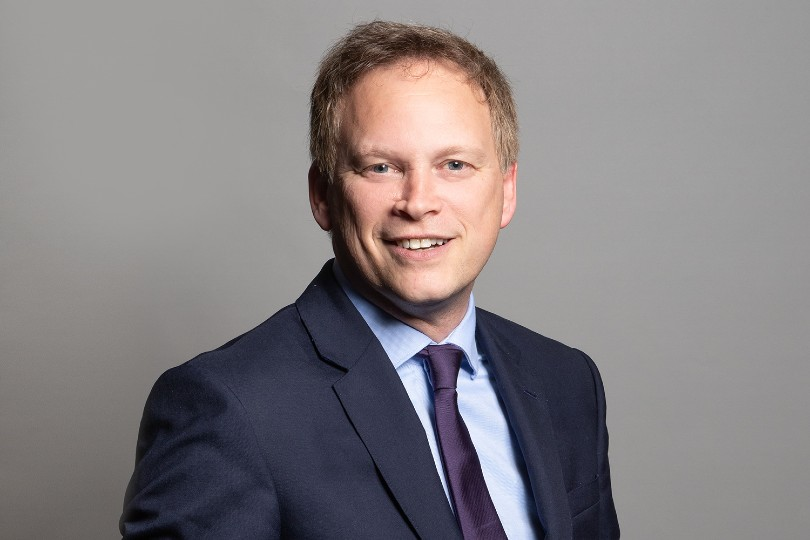 Shapps 'extremely hopeful' of testing system by December