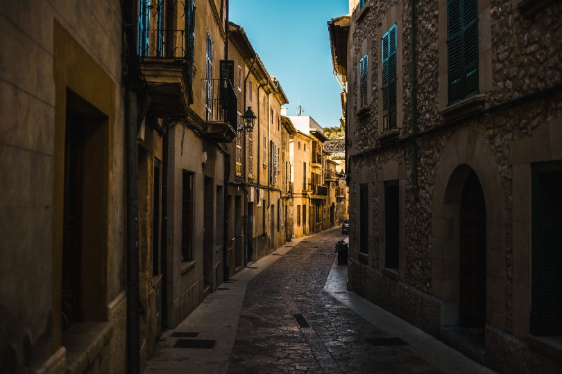 Pictured: Pollenca, where Jeannette recorded her video (Credit: Piero Istrice / Unsplash)