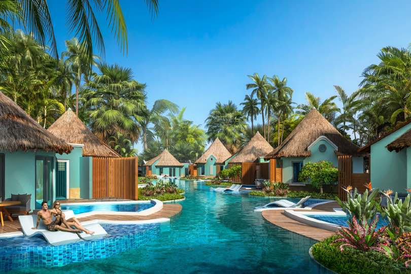 Sandals unveils plans for renovated Jamaica resort