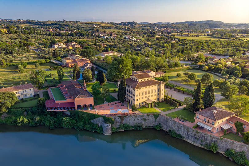 Why the pandemic makes this Tuscan hotel more appealing