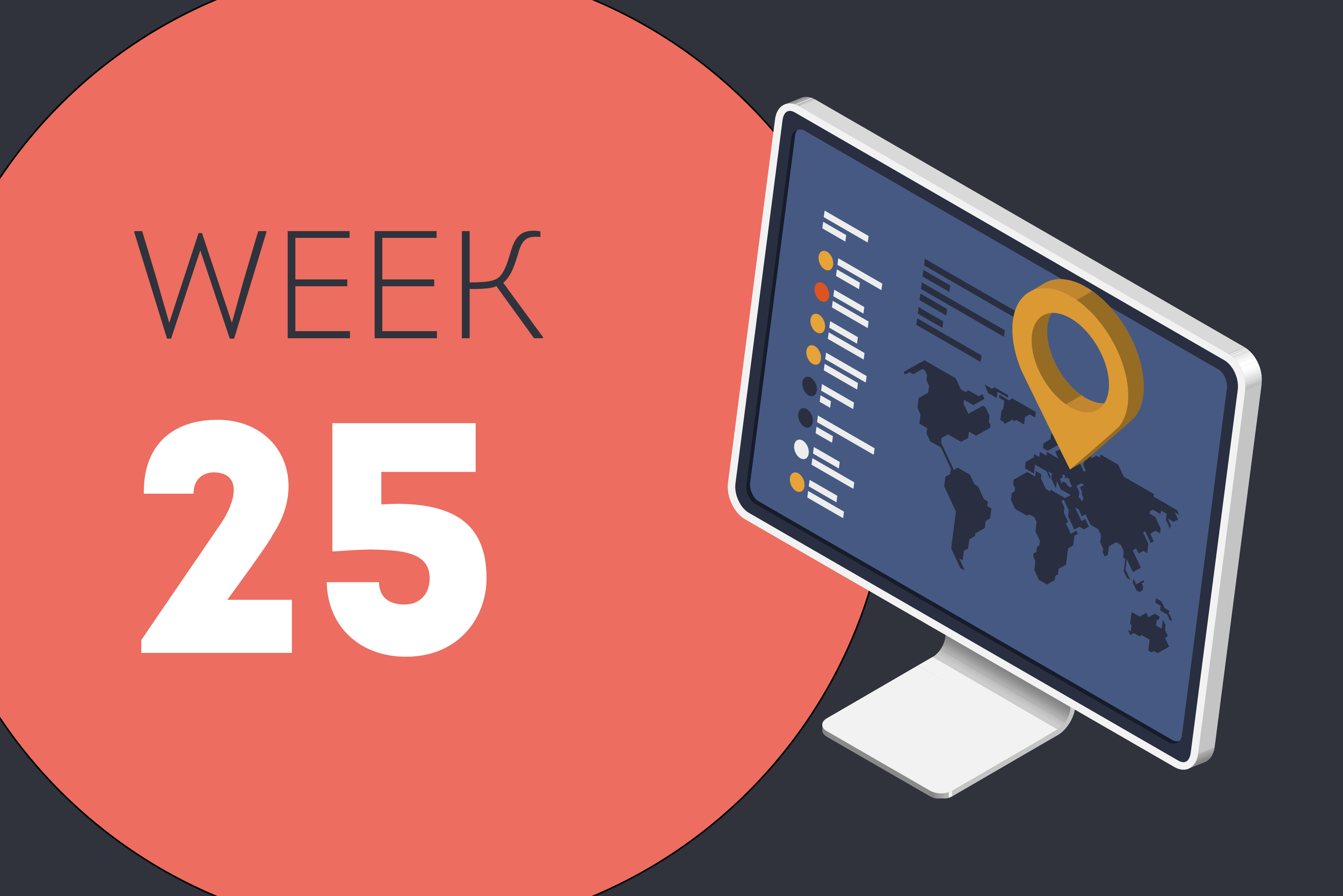 Week ending Friday 25 September 2020