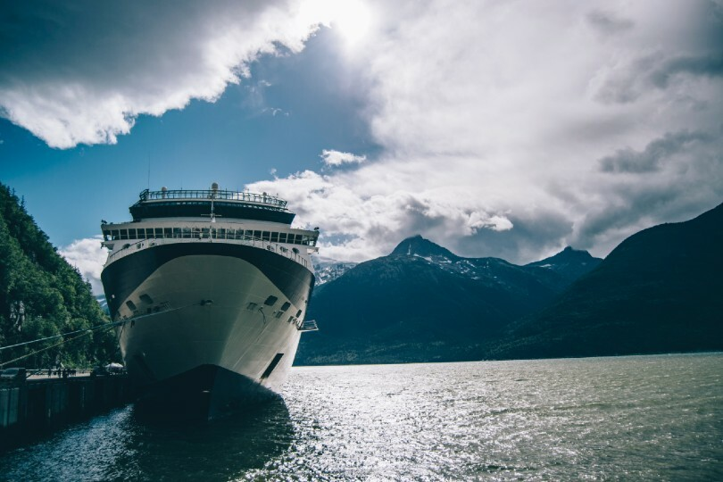 Cruise industry bosses have given their reactions to the government's roadmap for restarting travel (Credit: Sandra Seitamaa/Unsplash)