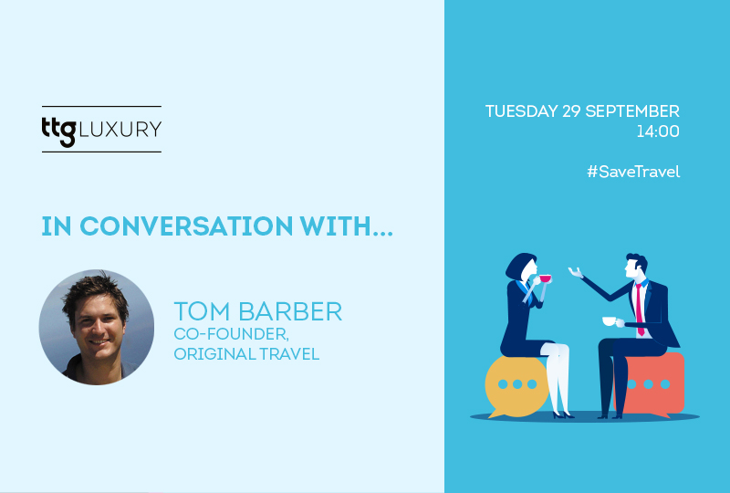 Original Travel founder next up on In Conversation With