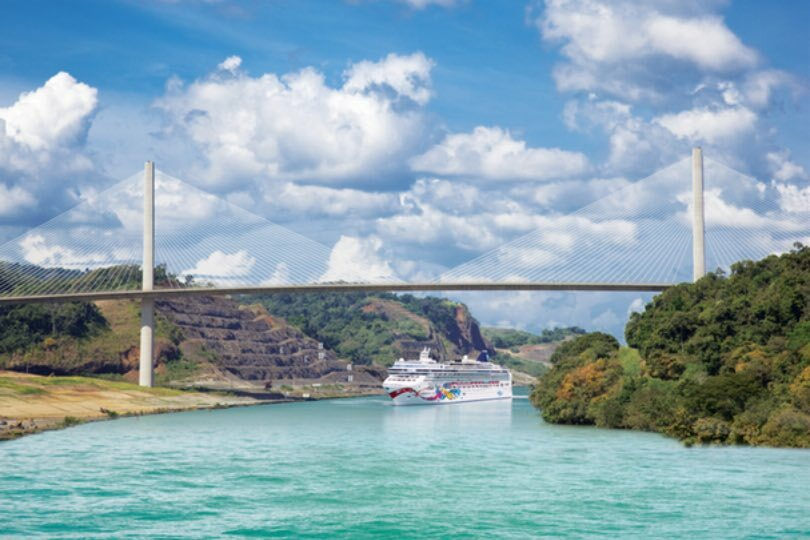 Norwegian Cruise Line will offer a range of Panama Canal itineraries for winter 2022-23