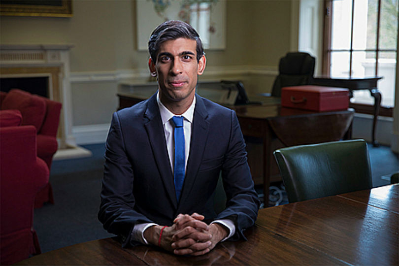 Chancellor Rishi Sunak reveals the Budget on 3 March