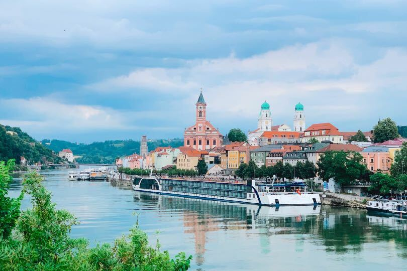 AmaWaterways' trade initiative gives agents an advance on their commission for 2021 European trips