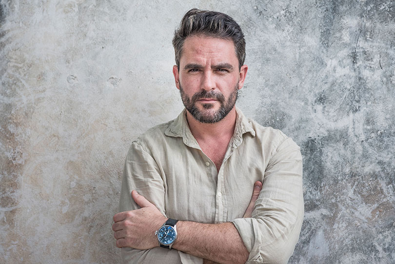 Levison Wood will run a session with Belmond on Instagram