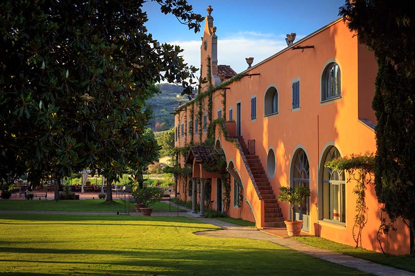 Discover Tuscany's foodie hotel that's renovated, rebuilt and reopened