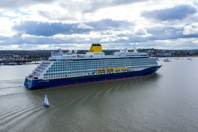 Almost all of Saga's UK summer cruises sold out