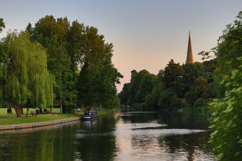 Tours include a six-day Stratford-upon-Avon-based itinerary (Credit: Anthony Gilbert / Unsplash)