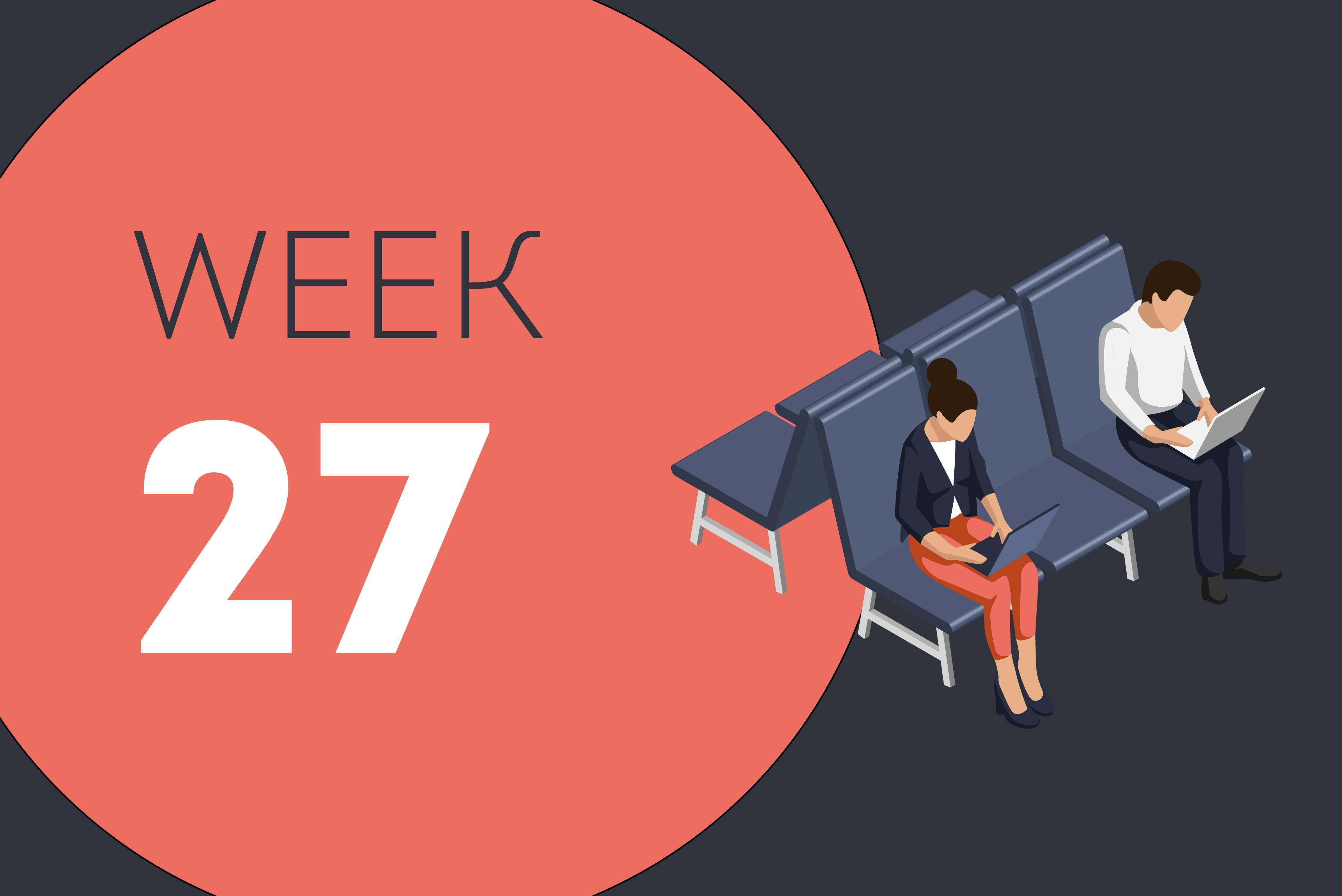 Week ending Friday 9 October 2020