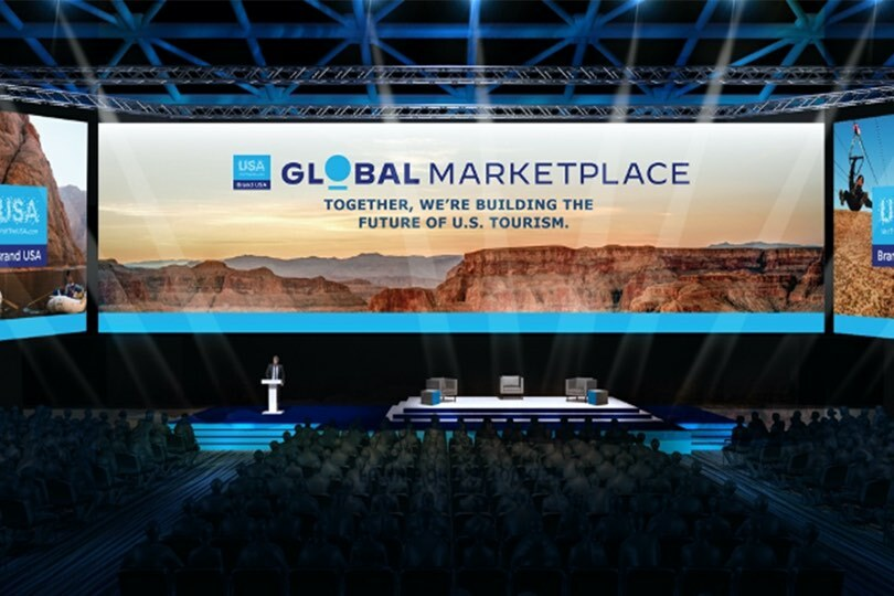 Brand USA Global Marketplace is a virtual platform connecting the destination with the travel industry