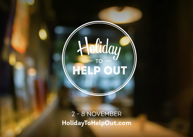 Holiday To Help Out poster 1 pdf