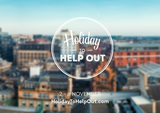 Holiday To Help Out poster 2 pdf