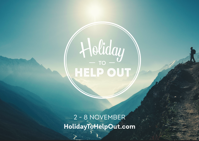 Holiday To Help Out poster 4 pdf