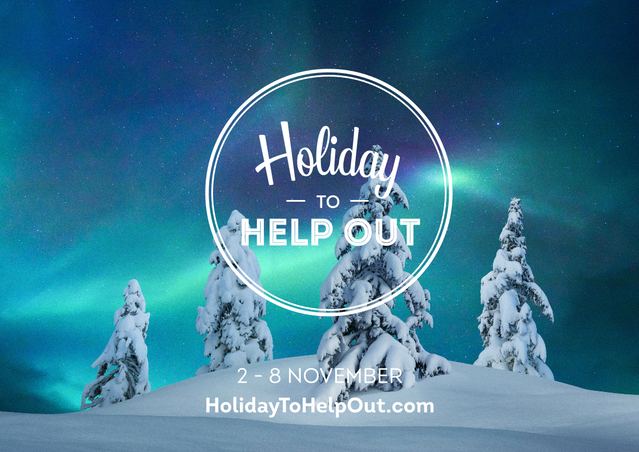 Holiday To Help Out poster 5 pdf