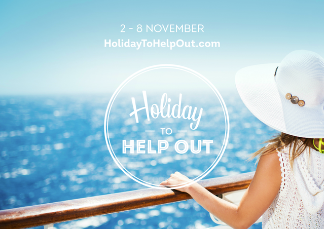 Holiday To Help Out poster 8 pdf