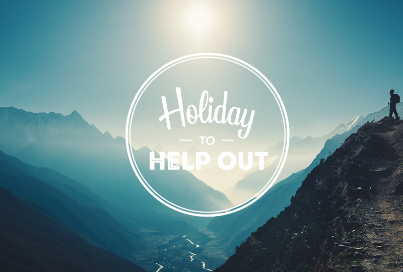 Download the Holiday To Help Out local press release