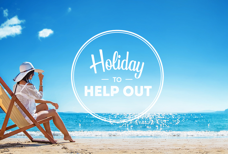 Holiday To Help Out launched to kick-start the industry