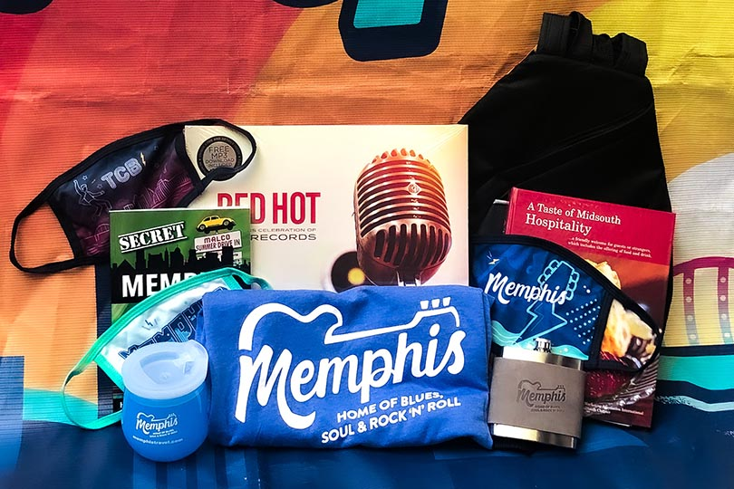 Win a prize bundle with Memphis Tourism