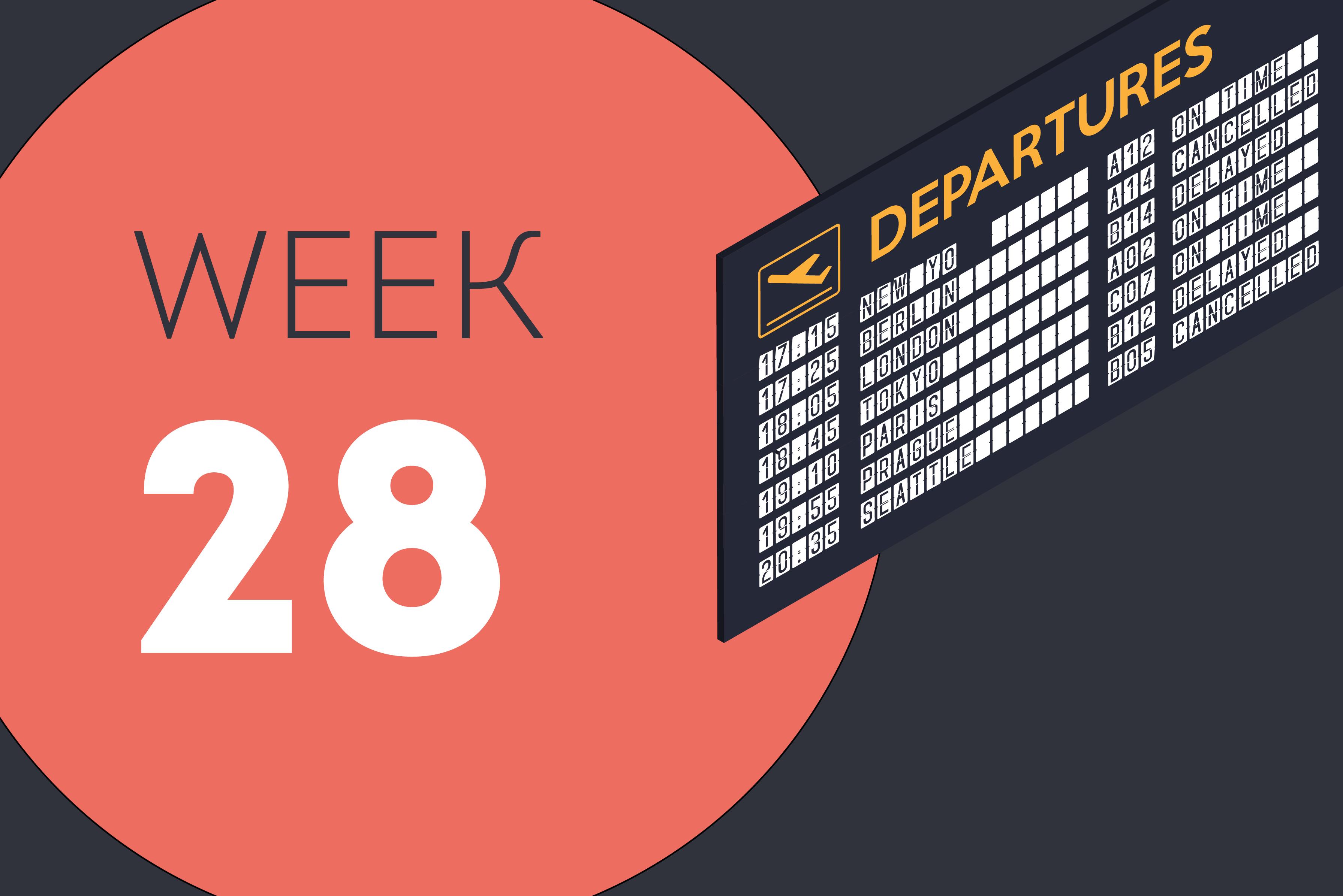 Week ending Friday 16 October 2020