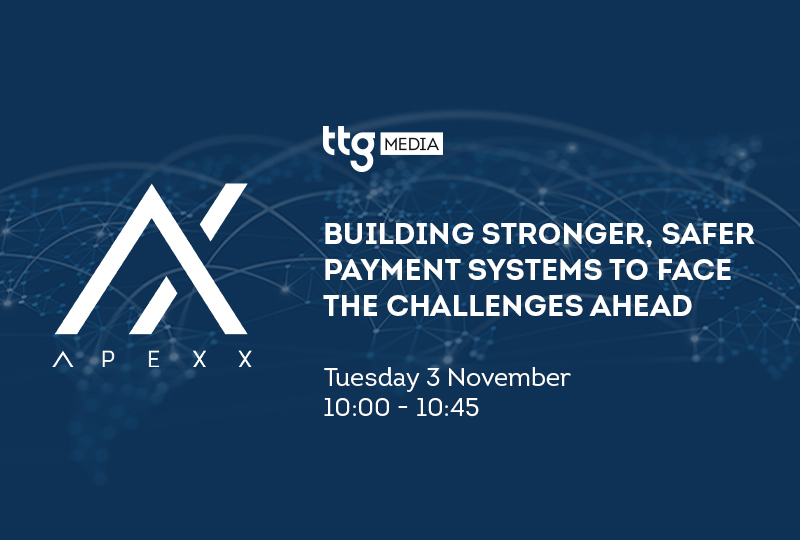 APEXX: Building stronger, safer payment systems to face the challenges ahead