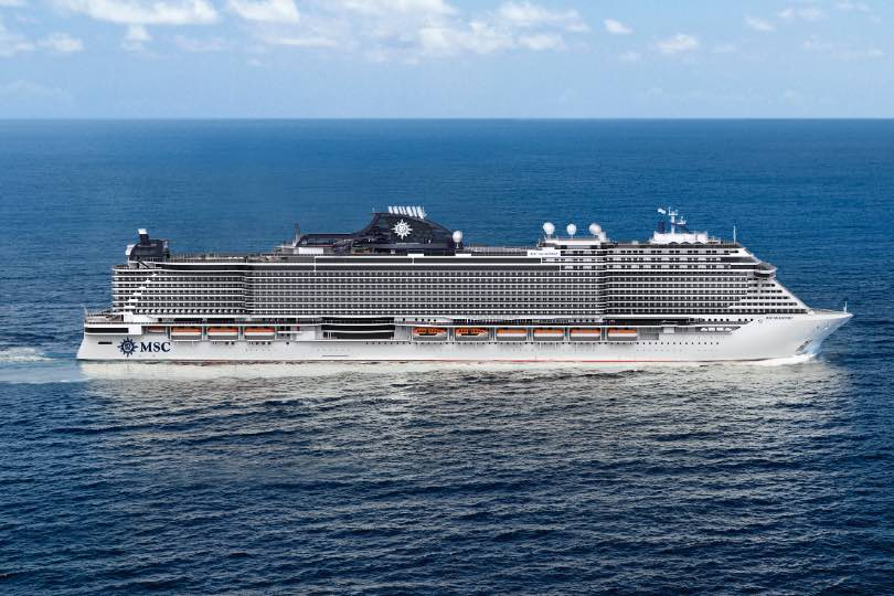 MSC Cruises confirms summer 2021 plans for the Med