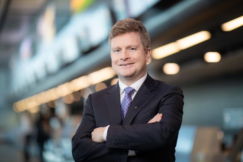 Sean Doyle, BA chief executive