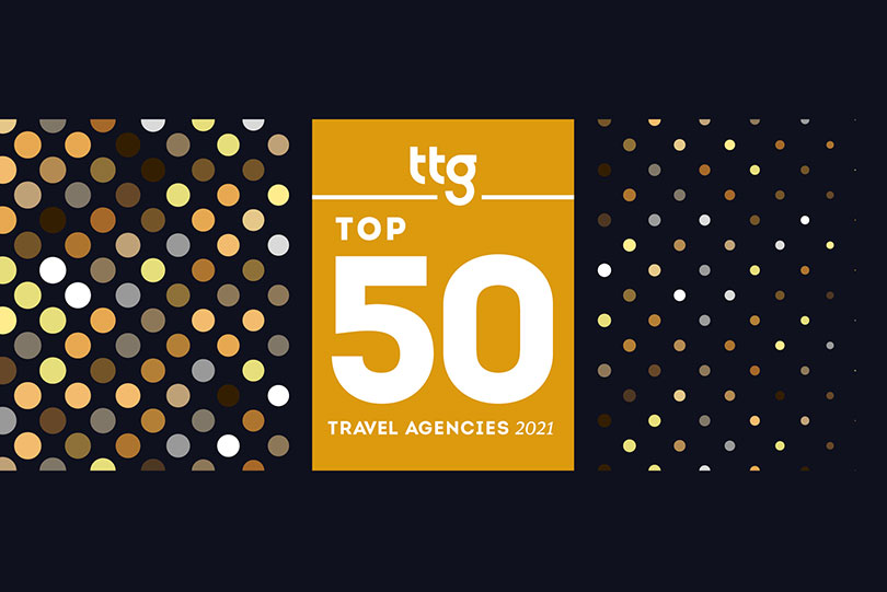 TTG's Top 50 Travel Agencies 2021