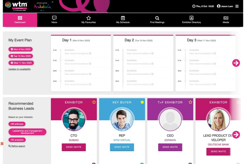 WTM Virtual launches digital profile builder
