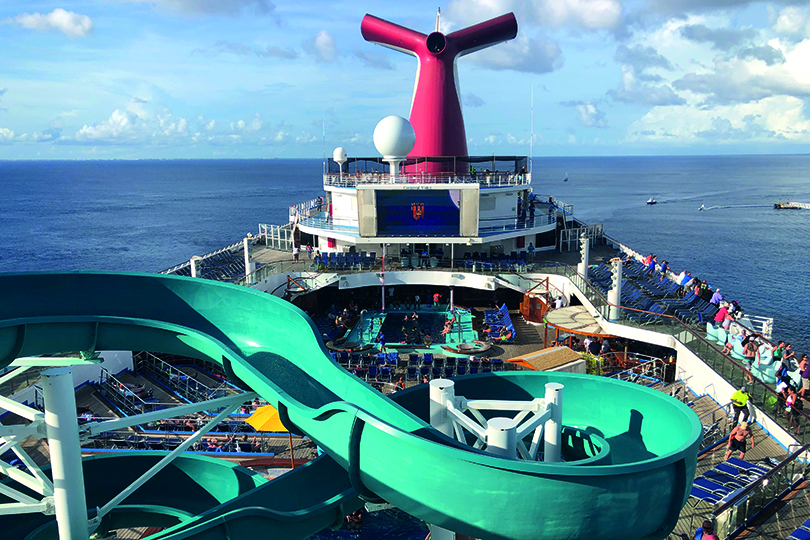 Carnival suspends US sailings until end of January