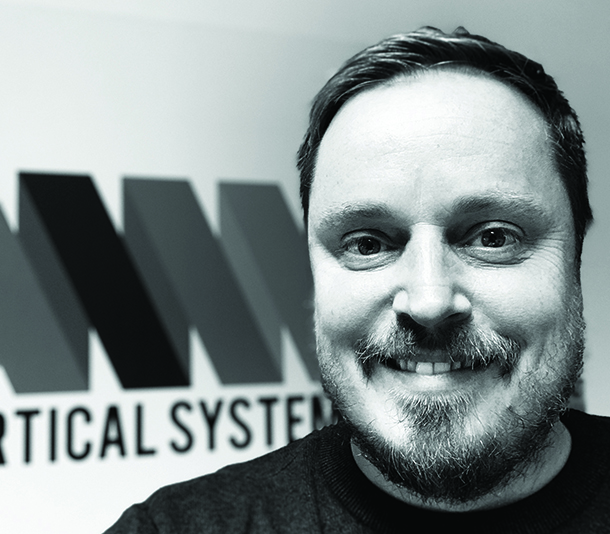 Chris North of Vertical Systems