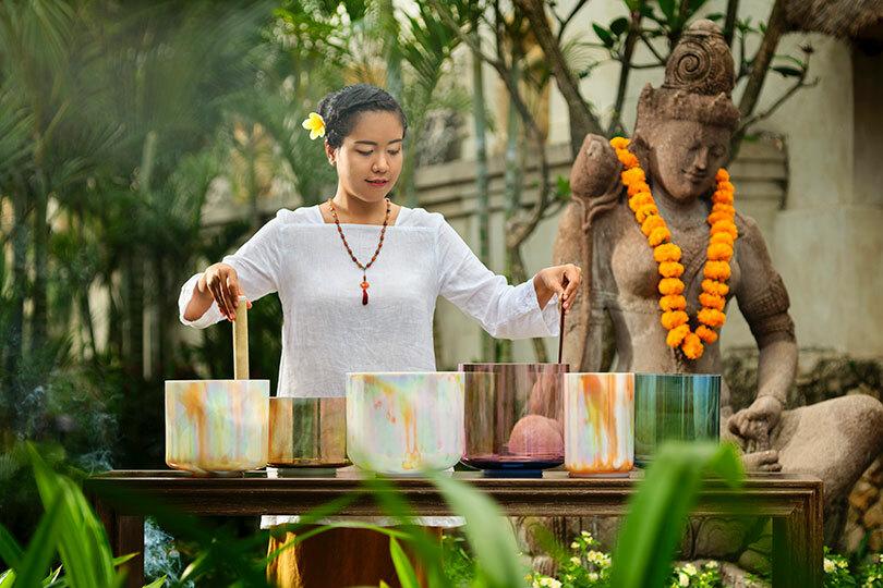Healing Village Spa at Four Seasons Resort Bali at Jimbaran Bay