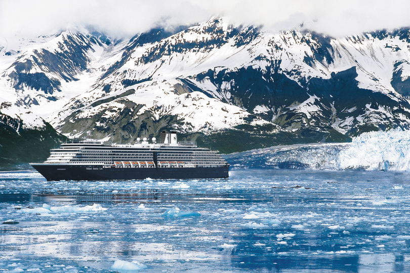 Holland America believes Alaska will be especially popular post-pandemic