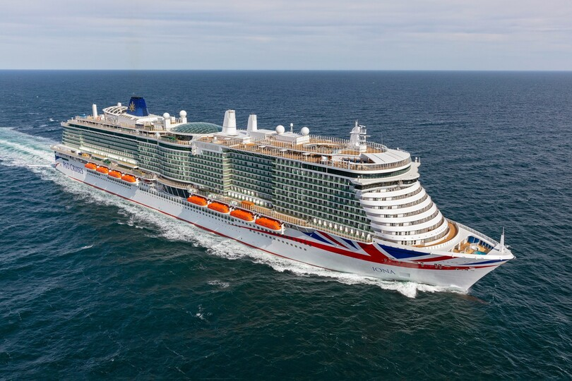 Iona and Britannia will operate from June to September, but guests must be fully vaccinated to cruise