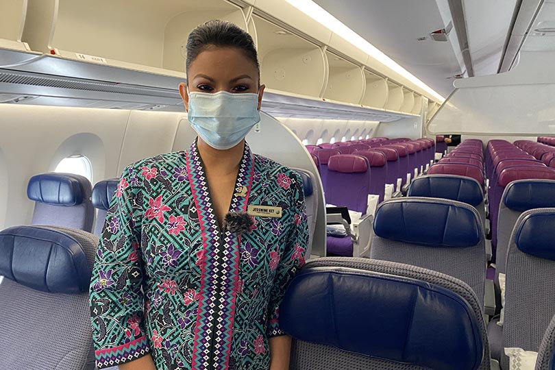 TTG discovers Malaysia Airlines' new hygiene protocols