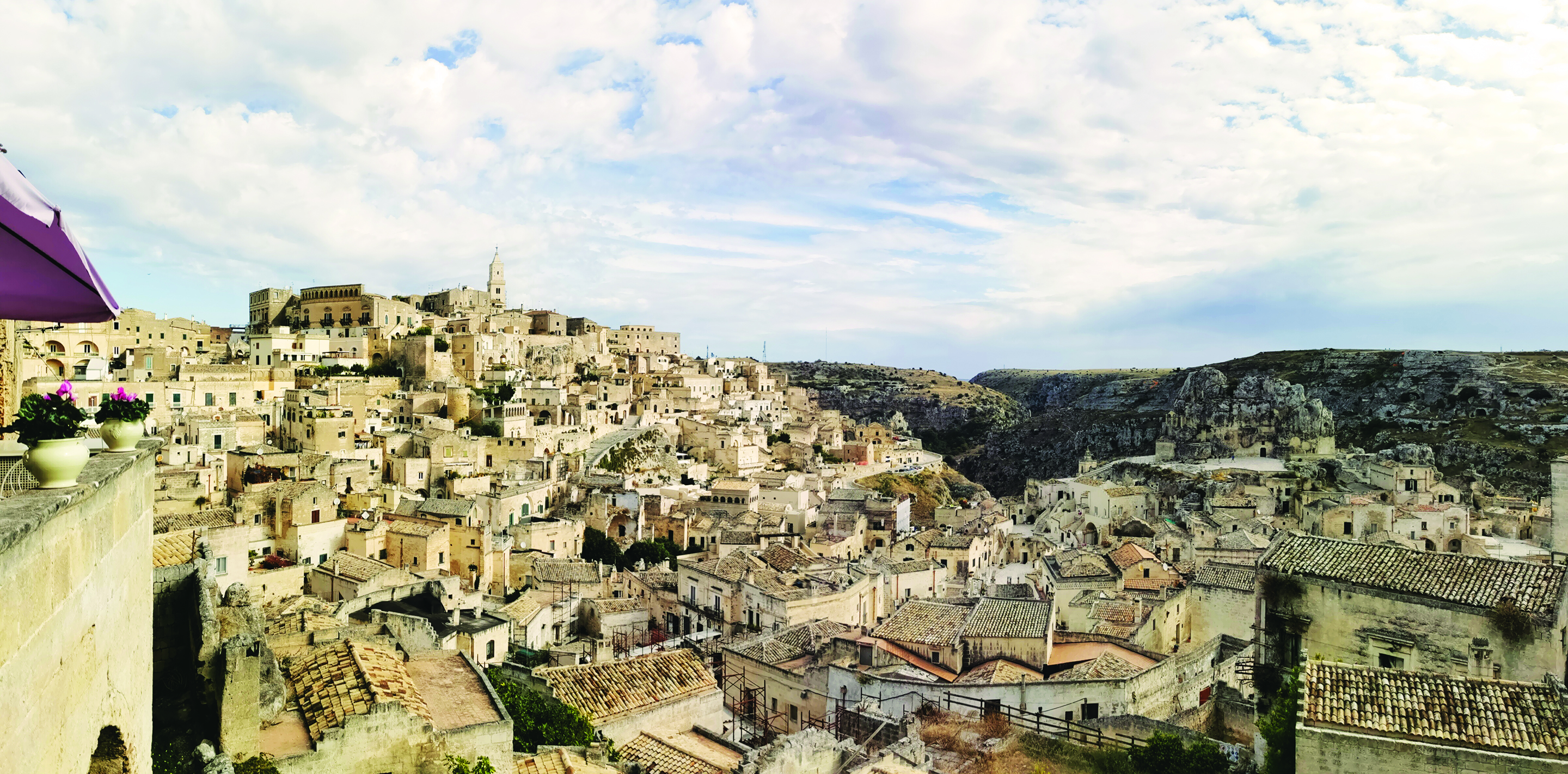Matera's ancient Sassi town is a highlight in Riviera Travel's Puglia, Lecce & Vieste – Undiscovered Italy itinerary