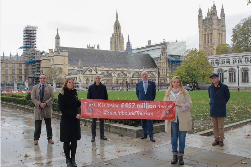 UKinbound makes its voice heard in parliament